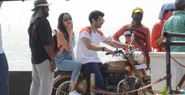 Shraddha With Actor 2