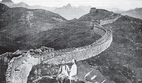 old-photo-of-great-wall
