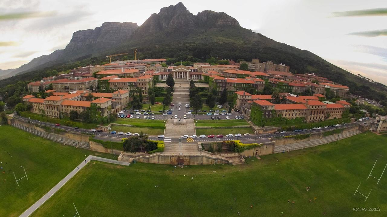 16. University of Cape Town, South Africa