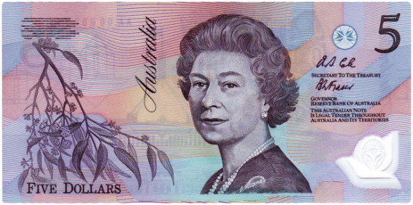 Beautiful Currency Notes Australia