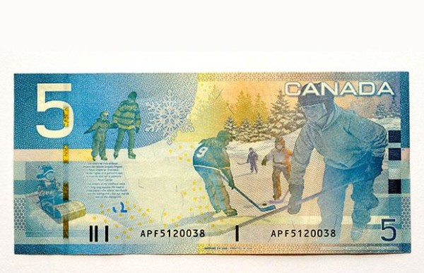 Beautiful Currency Notes Canada