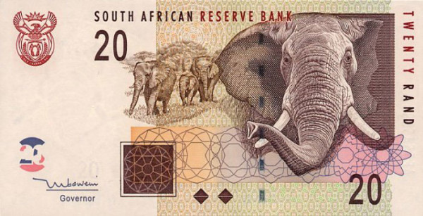 Beautiful Currency Notes South Afrixa