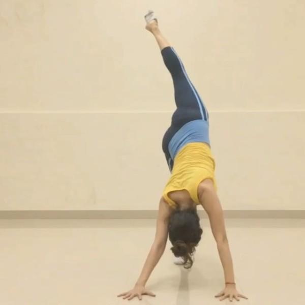 Vidya Malvade Flexible 10