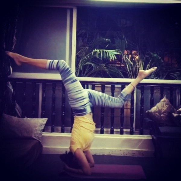 Vidya Malvade Flexible 11