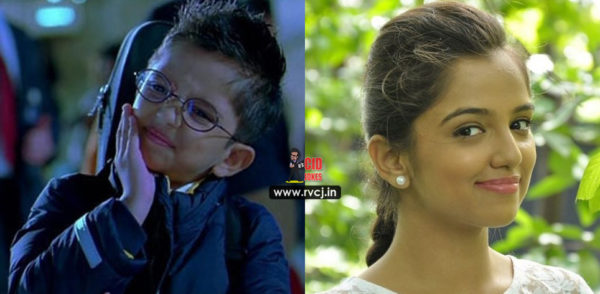 Bollywood Child Artists Then And Now ahsaas