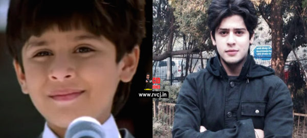 Bollywood Child Artists Then & Now jibraan