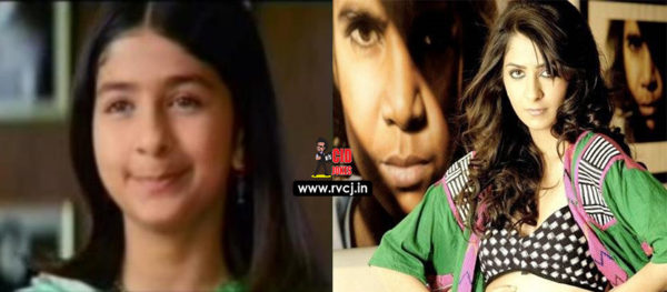 Bollywood Child Artists Then & Now malvika