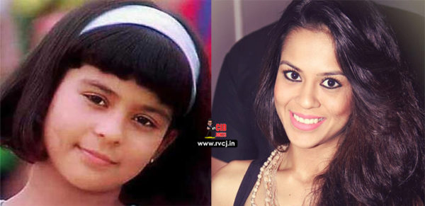 Bollywood Child Artists Then & Now sana