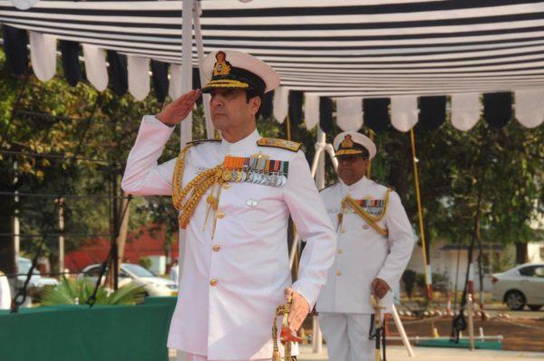 Admiral Dhowan
