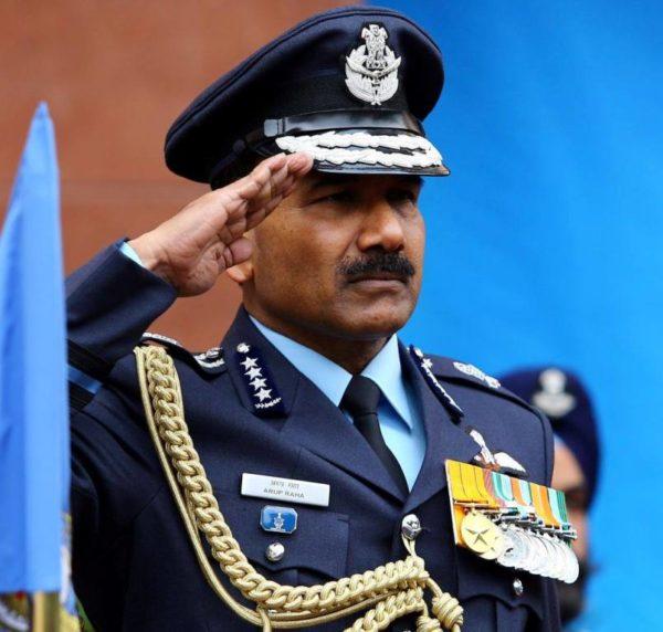 Air Chief Marshal Arup Raha