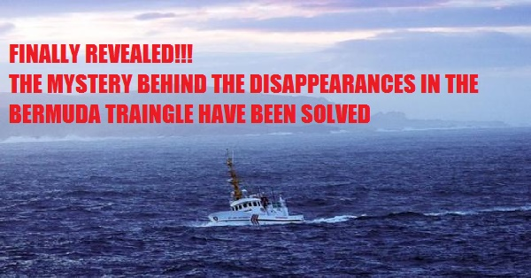 The Mystery Of Disappearances In Bermuda Triangle May Just