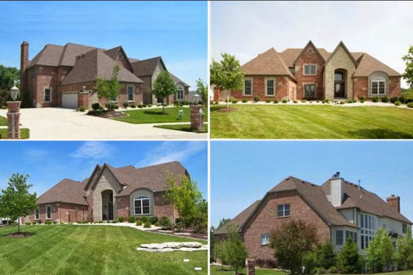 Your eyes will dazzle to see awesome unseen homes of for 16 wrestlers and their huge homes