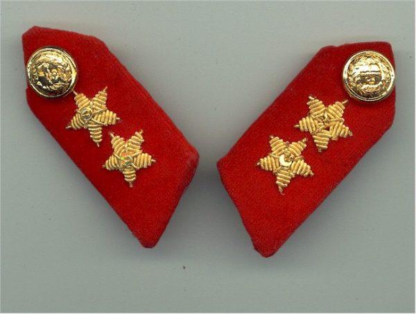 Collar Tab_Maj. Gen