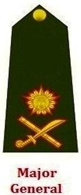 Maj. General
