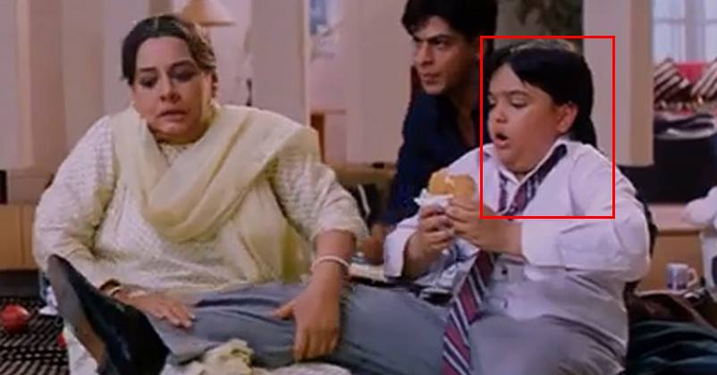 Remember Laddoo Aka Rohan From Kabhi Khushi Kabhie Gham This Is How He Looks Like Now Rvcj Media He has two thumbs in right hand. kabhi khushi kabhie gham