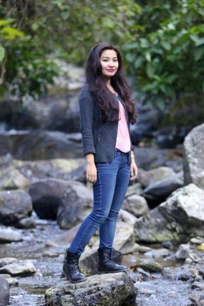 Manipur girl