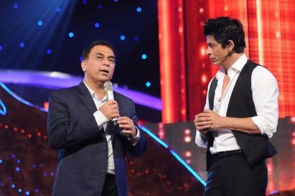 SRK-Gavaskar