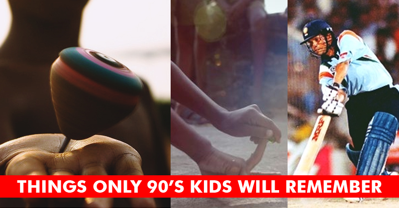 28 Things That Only A True 90 S Indian Kid Will Remember