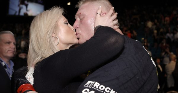 brock lesnar and paul heyman relationship test