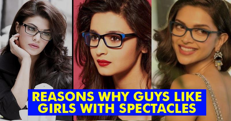 College girls wearing glasses