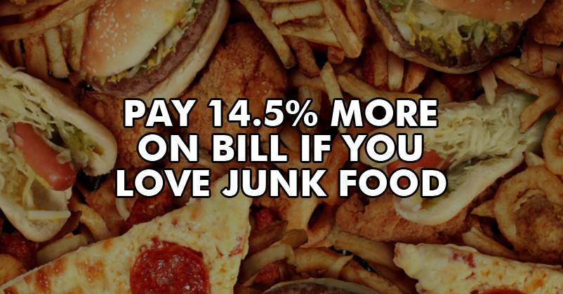 speech on junk food Junk food quotes from brainyquote, an extensive collection of quotations by famous authors, celebrities, and newsmakers.
