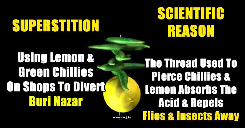 science and superstition