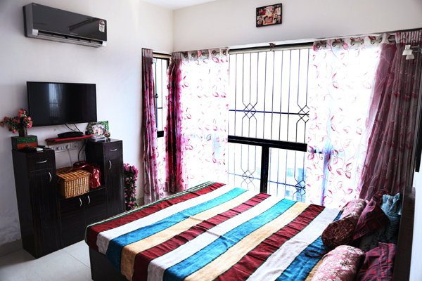 sonalika's bedroom