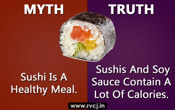 10 Common Food Myths You Should Not Believe!