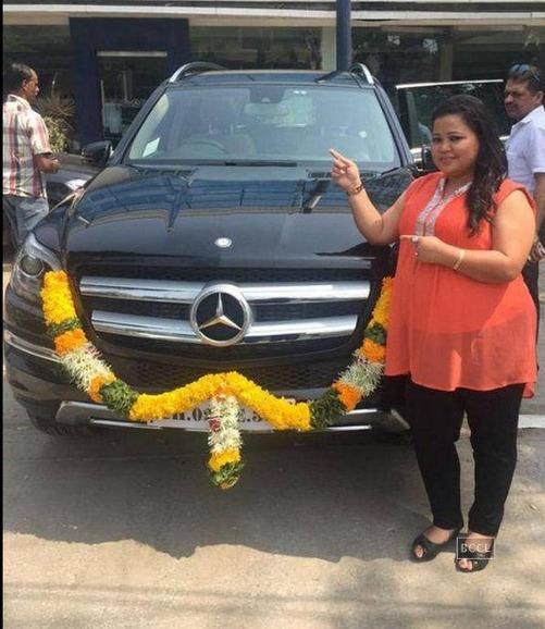 7 bharti-singh-car-image