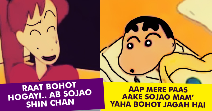 10 shinchan jokes strictly for adults only