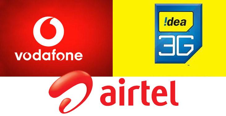 Airtel Vodafone Idea 3g Roaming
