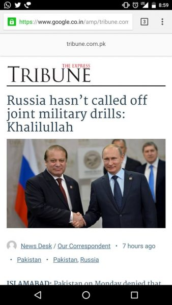 pakistan-russia-military-excercise-call