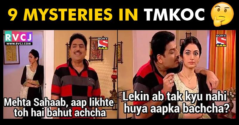 9 Mistakes/Mysteries/Questions Of Taarak Mehta Ka Ooltah