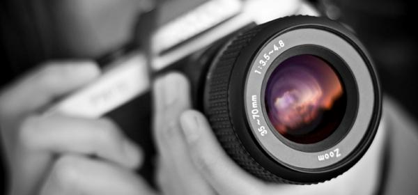 round-circular-lens-photo