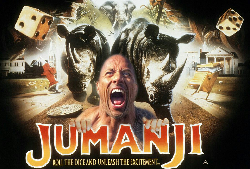 Jumanji 2 2017 Movie Download HD MKV MP4 Free