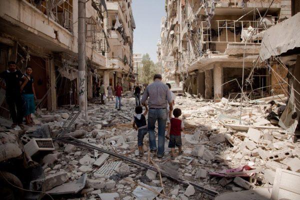 syria war city ile ilgili görsel sonucu
