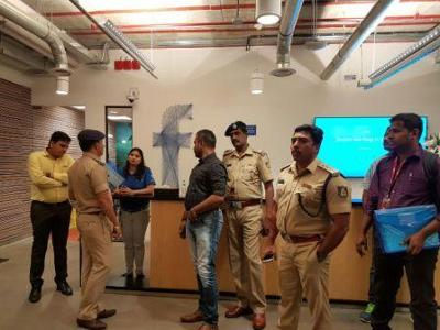 Police Raids Facebook Office In Mumbai! Here's What The
