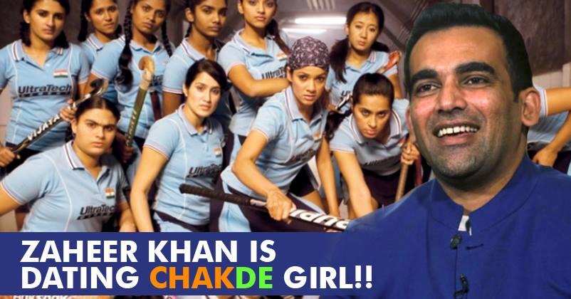 Zaheer khan dating who