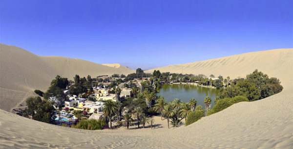 This Beautiful Oasis Desert Town Flourishes In The Middle Of The