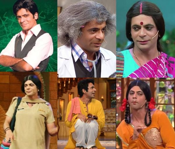 Image result for sunil grover FUNNY