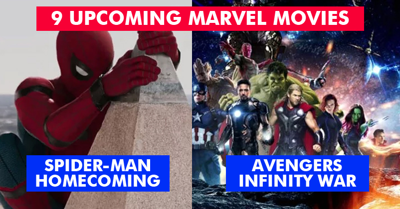 marvel movies in 2018 - RVCJ Media