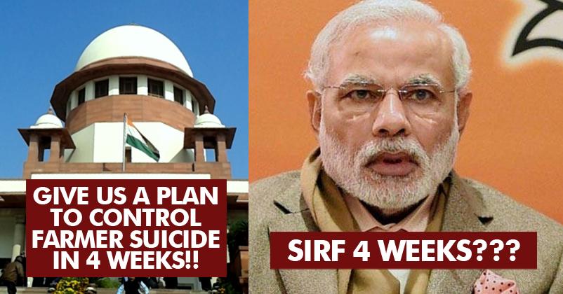 Image result for modi and farmer suicide