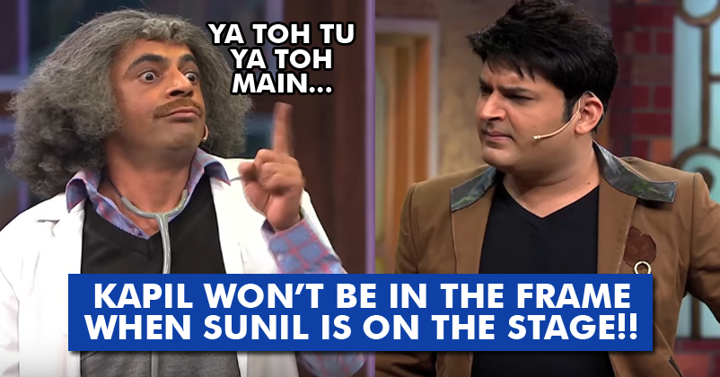 Sunil Grover Will Return To The Kapil Sharma Show Only On This One