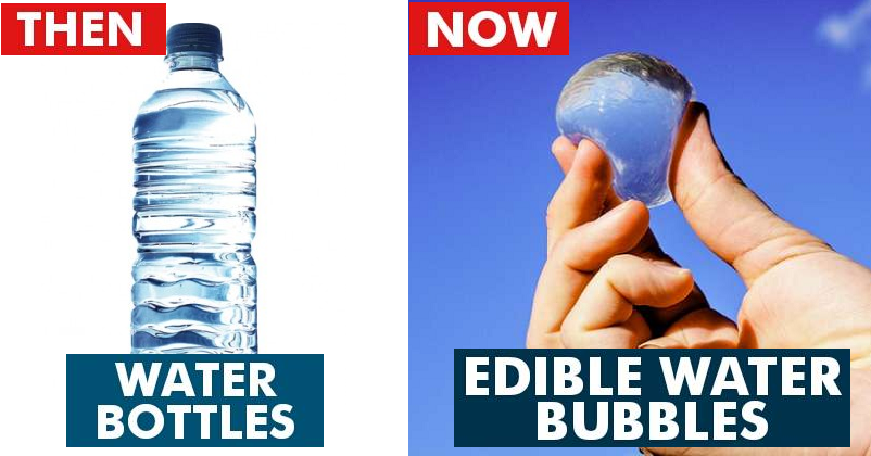 Say No To Plastic Water Bottles! Welcome Edible Water ...