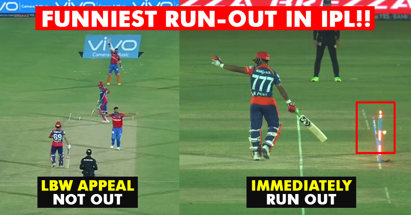 Brain Fade Moment For Rishabh Pant! Watch Video & See How ...