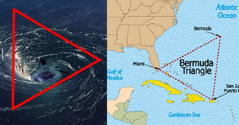 an analysis of the disappearances of the bermuda triangle New theory behind bermuda triangle disappearances it breaks down upon further analysis about the island of bermuda itself the bermuda triangle is a.