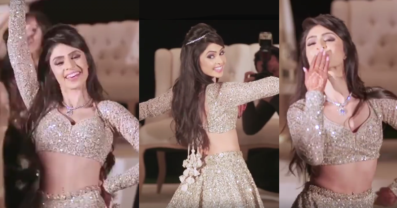 This NRI Brides Dance On Popular Bollywood Romantic Songs Is Breaking The Internet