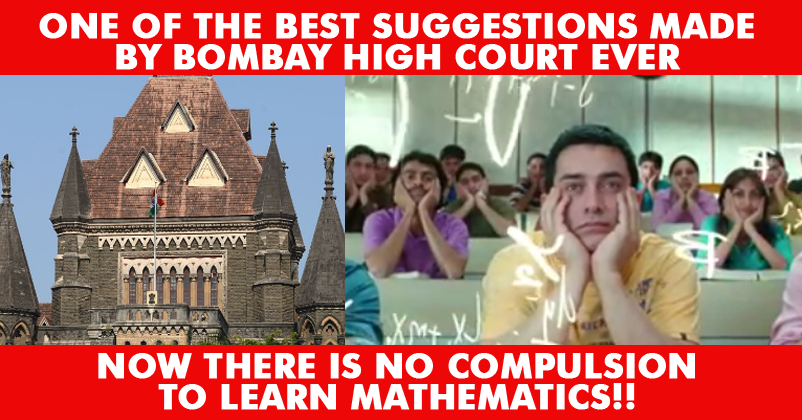 Awesome News For Students! Bombay HC Says That Maths Should