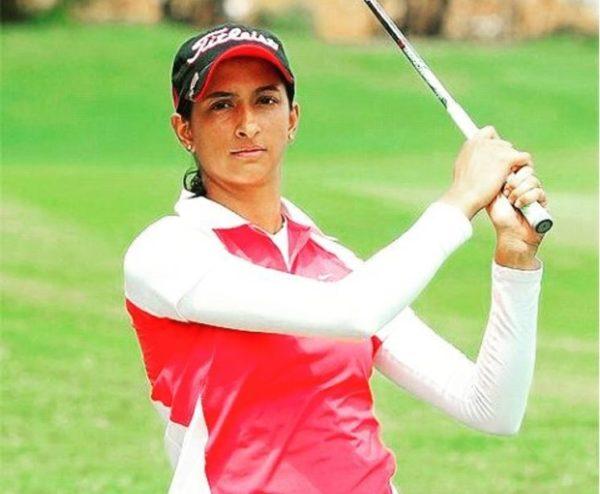 Anisha Padukone added,. Golf DigestVerified account @GolfDigest