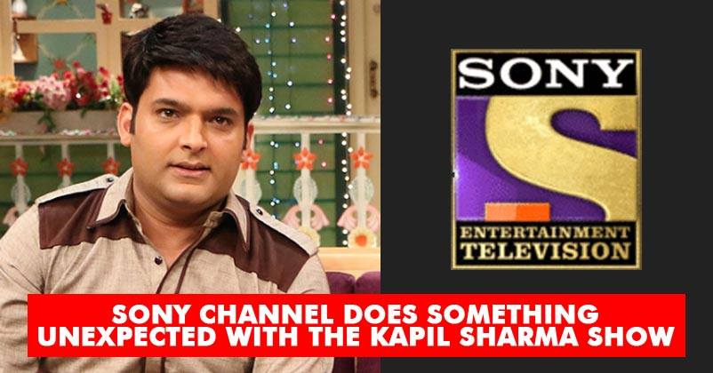 Sony Channel Takes A Big Decision With Regards To TKSS! Here's What